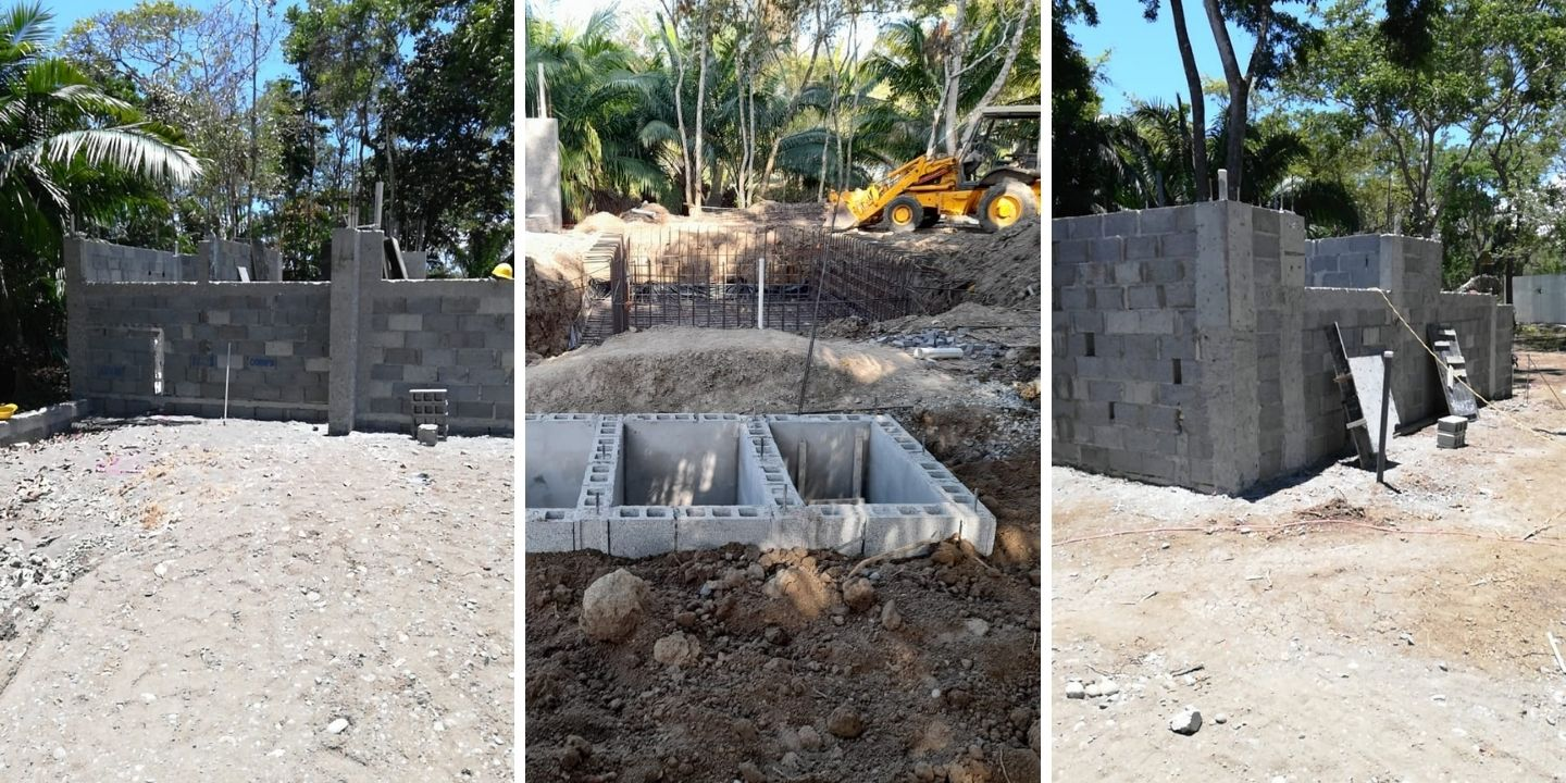 Coco Beach Lot 22 - Construction Update (March 30, 2021)