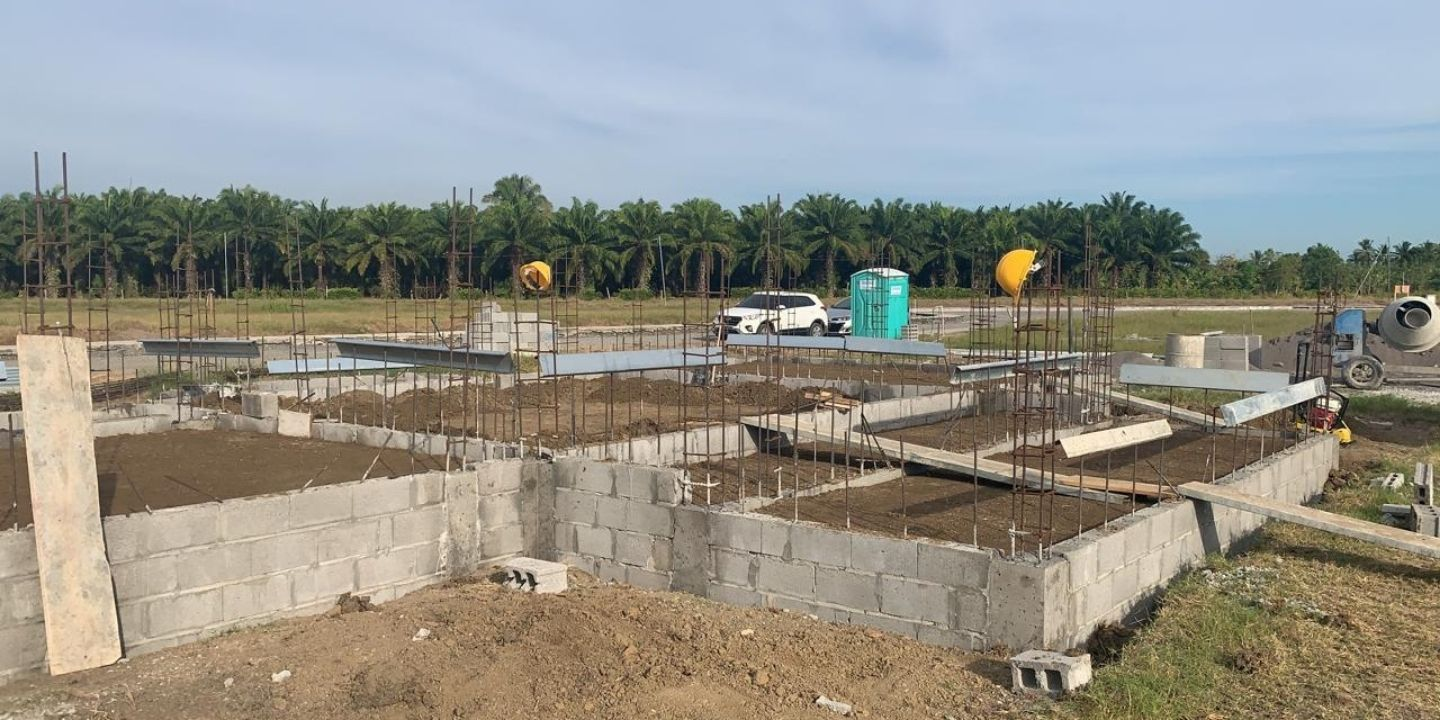 Coco Beach Lot 39 - Construction Update (March 11, 2021)