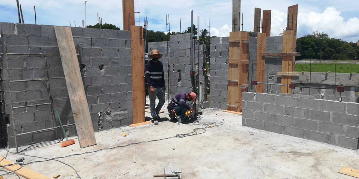 Coco Beach Lot 39 - Construction Update (May 10, 2021)