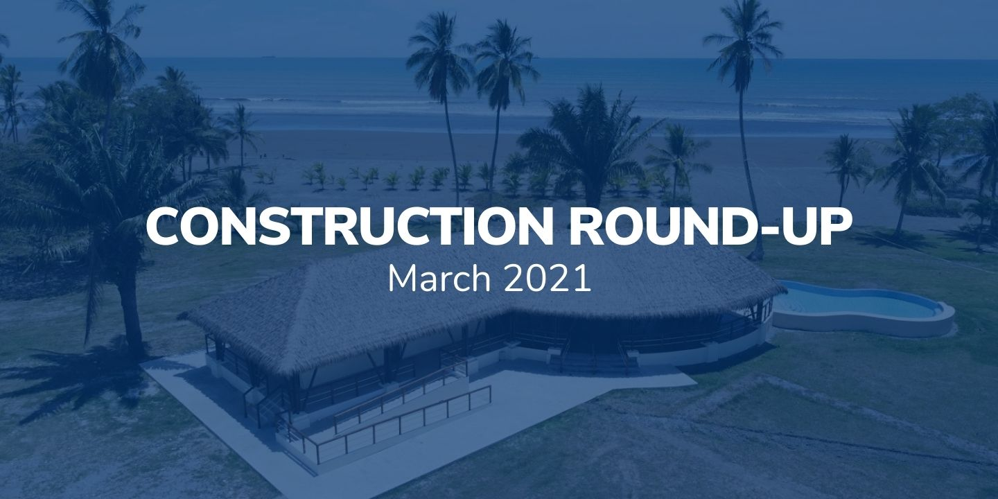 Coco Beach / Yuma - Construction Round-up (March, 2021)